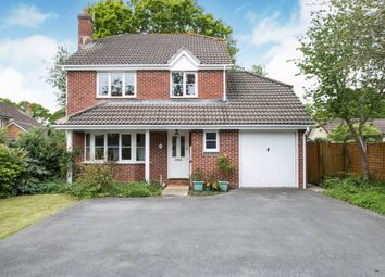 Thumbnail 4 bed detached house for sale in Pennine Way, Verwood