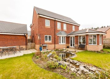 Thumbnail 4 bed detached house for sale in Kittlegairy Park, Peebles