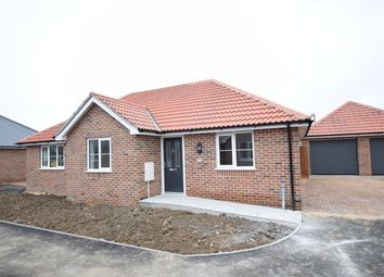 Thumbnail 3 bed detached bungalow for sale in Plot 5 Whitegate Mews, Little Clacton