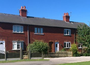 Thumbnail 2 bedroom terraced house for sale in Railway Cottages, Barlow, Selby