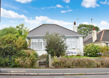 Thumbnail 2 bed detached bungalow for sale in Kimberley Park Road, Falmouth