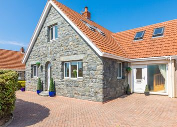 Thumbnail 5 bed detached house for sale in Goldcrest Avenue, Vale, Guernsey