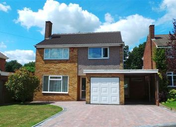 Thumbnail 3 bed detached house for sale in Streather Road, Four Oaks, Sutton Coldfield