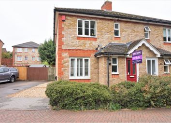 Thumbnail 3 bed semi-detached house for sale in Rosemoor Gardens, Newbury