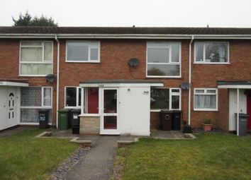 Thumbnail 2 bed maisonette for sale in Rowood Drive, Solihull, West Midlands