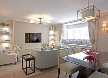 Thumbnail 2 bed flat for sale in Greville House, Kinnerton Street, Belgravia