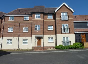 Thumbnail 1 bedroom flat to rent in Kittiwake Court, Stowmarket
