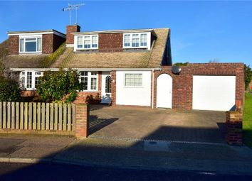 Thumbnail 5 bed semi-detached house for sale in Mash Barn Lane, Lancing, West Sussex