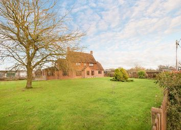 Thumbnail 10 bed detached house for sale in Burnt House Lane, Smarden, Ashford
