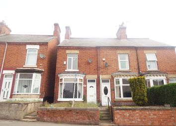Thumbnail 3 bed end terrace house to rent in Welbeck Street, Whitwell, Nottinghamshire