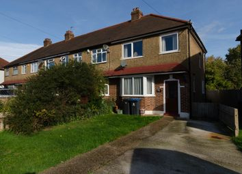 Thumbnail 3 bed end terrace house for sale in Ronelean Road, Tolworth, Surbiton