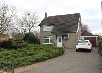 Thumbnail 3 bed detached house for sale in Chestnut Way, East Goscote, Leicester