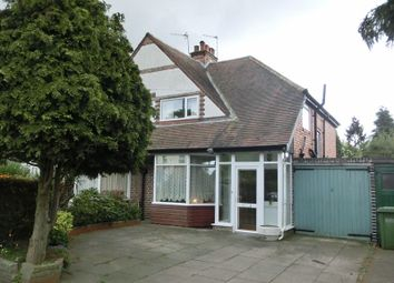Thumbnail 3 bed semi-detached house for sale in Haslucks Green Road, Shirley, Solihull