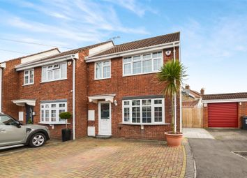 Thumbnail 3 bed end terrace house for sale in Gullons Close, Bishopsworth, Bristol