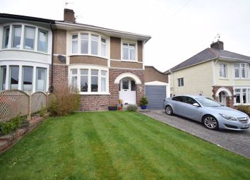 Thumbnail 3 bed semi-detached house for sale in 20 Bryntirion Hill, Bridgend