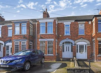 Thumbnail 3 bed terraced house for sale in Woldcarr Road, Anlaby Road, Hull