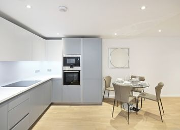 Thumbnail 2 bed flat to rent in 24 Wharf Road, London