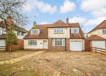 Thumbnail 4 bedroom property to rent in Manor Road North, Hinchley Wood, Esher