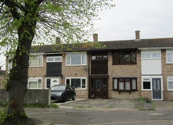 Thumbnail 3 bed terraced house for sale in Woburn Avenue, Elm Park, Hornchurch
