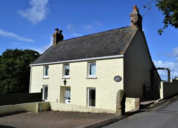 Thumbnail 3 bed detached house for sale in La Rue Du Rondin, St. Mary, Jersey