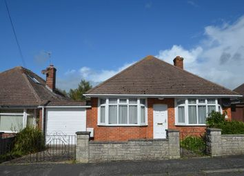 Thumbnail 2 bed bungalow for sale in Glenmore Road, Weymouth