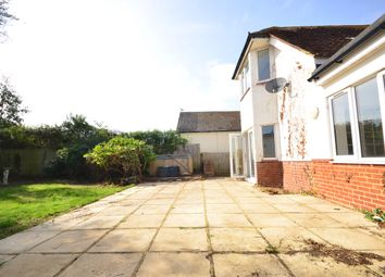 Arundel Road, Peacehaven BN10. 3 bed detached house