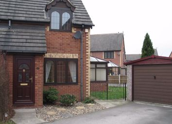Thumbnail 2 bed semi-detached house to rent in Far Field Road, Edenthorpe, Doncaster, South Yorkshire