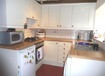 Thumbnail 1 bed cottage to rent in Edmondthorpe Road, Wymondham, Melton Mowbray