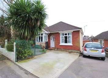 Thumbnail 2 bed detached bungalow for sale in Sandringham Road, Southampton