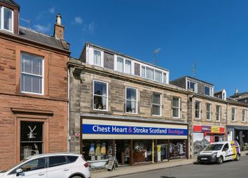 Thumbnail 2 bed flat for sale in St Mary's View, Buccleuch Street, Melrose