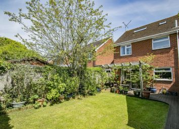 Thumbnail 4 bed link-detached house for sale in Bensgrove Close, Woodcote, Reading