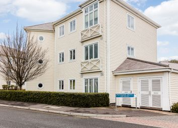 Thumbnail 1 bed flat for sale in Poynder Drive, Snodland, Kent