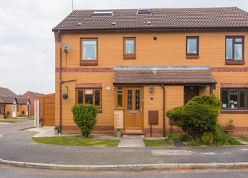 Thumbnail 3 bed semi-detached house for sale in 107 Beechfields, Eccleston
