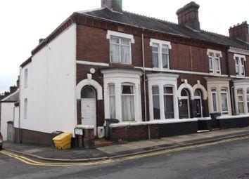 Thumbnail 3 bedroom end terrace house to rent in St Johns Street, Hanley, Stoke On Trent
