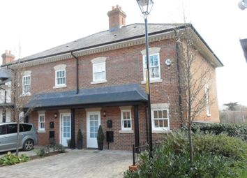 Thumbnail 4 bedroom semi-detached house to rent in Quoitings Drive, Marlow