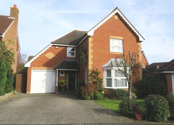 Thumbnail 4 bed detached house for sale in Inkerman Close, Abingdon