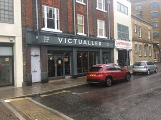 Thumbnail Restaurant/cafe to let in Garnet Street, London