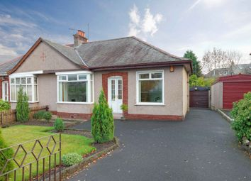 Thumbnail 3 bed semi-detached bungalow for sale in Fenwick Road, Giffnock, Glasgow
