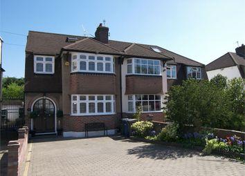 4 bed semi-detached house for sale in Wycherley Crescent, New Barnet, Barnet EN5
