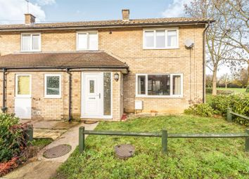 Thumbnail 3 bed terraced house for sale in Lawrence Road, Wittering, Peterborough