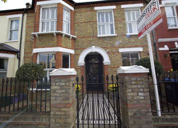 Thumbnail 6 bed terraced house for sale in Effra Road, London