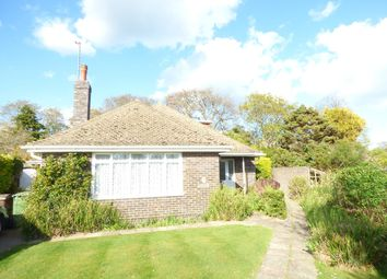 Thumbnail 2 bedroom detached bungalow to rent in Ravens Close, Bexhill-On-Sea