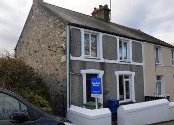 Thumbnail 2 bed semi-detached house for sale in Penrallt, Pwllheli, Gwynedd