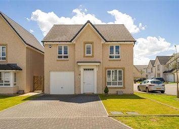 Thumbnail 4 bed detached house for sale in Appleton Drive, Livingston, West Lothian