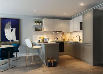 Thumbnail 2 bed flat for sale in Filmworks, 59 New Broadway, London