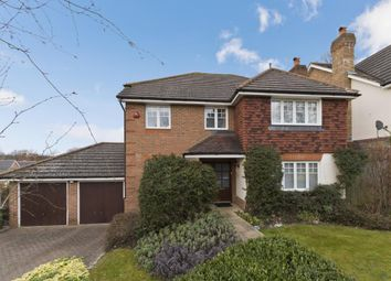 Thumbnail 5 bed detached house to rent in Old Oak Close, Cobham