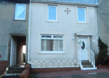 Thumbnail 3 bed terraced house for sale in Scott Street, Kirkmuirhill
