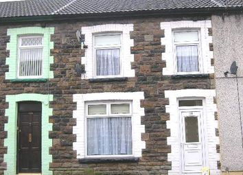Thumbnail 3 bed terraced house to rent in Primrose Street, Tonypandy, Rhondda