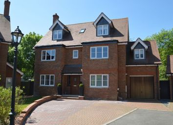 Thumbnail 5 bed detached house for sale in Willow Chase, Hazlemere, High Wycombe
