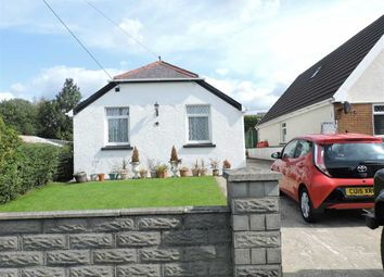 Thumbnail 2 bed detached bungalow for sale in Neuadd Road, Gwaun Cae Gurwen, Ammanford